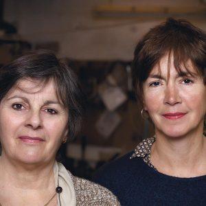 Aline et Dominique - Les Dames de la Voilerie