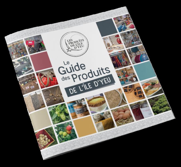 Le Guide des Produits de l'Île d'Yeu